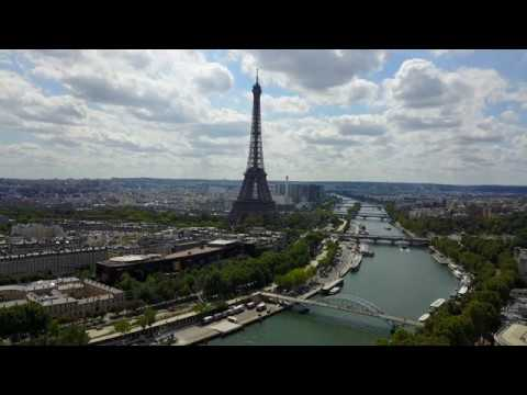 Europe 4K Travel Film: Luxembourg City  and Paris