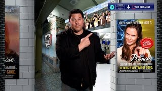 GREG GRUNBERG and ODETTE YUSTMAN :: Asking You To Make The Talk About It! Promise