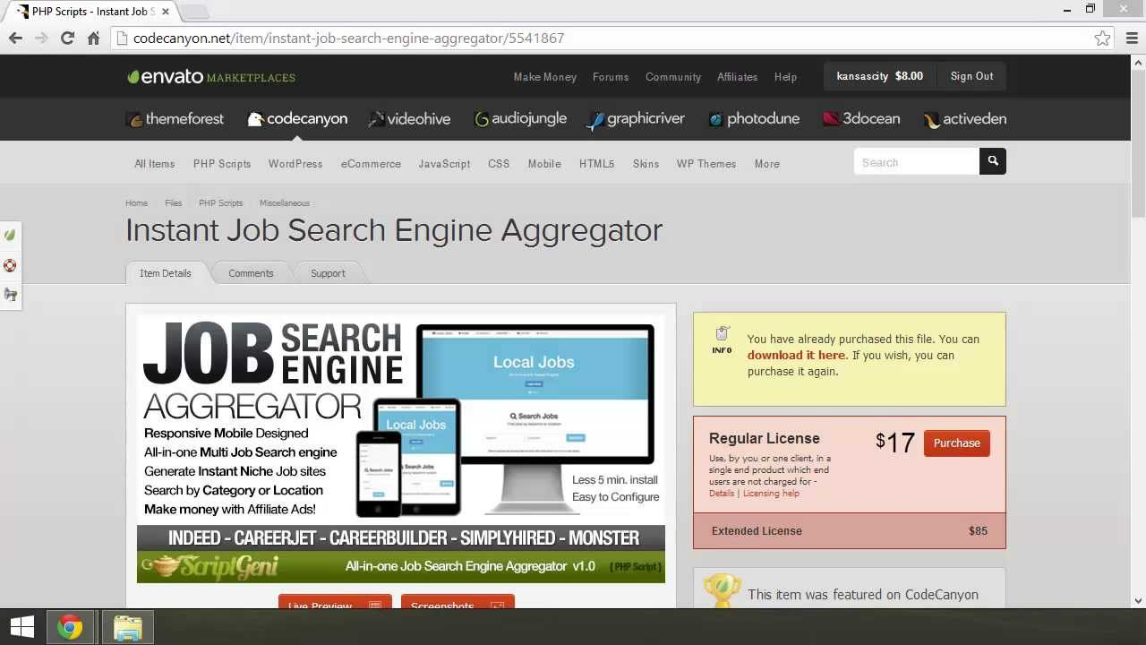 instant job search aggregator review and install guide instant job search aggregator review and install guide