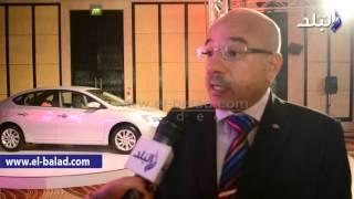 بالفيديو.. محمود حلاوة: نيسان سنترا 2016 مصنوعة بأيادي مصرية