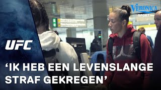 """Germaine de Randamie: """"Ik zal Nederland weer trots maken"""""""