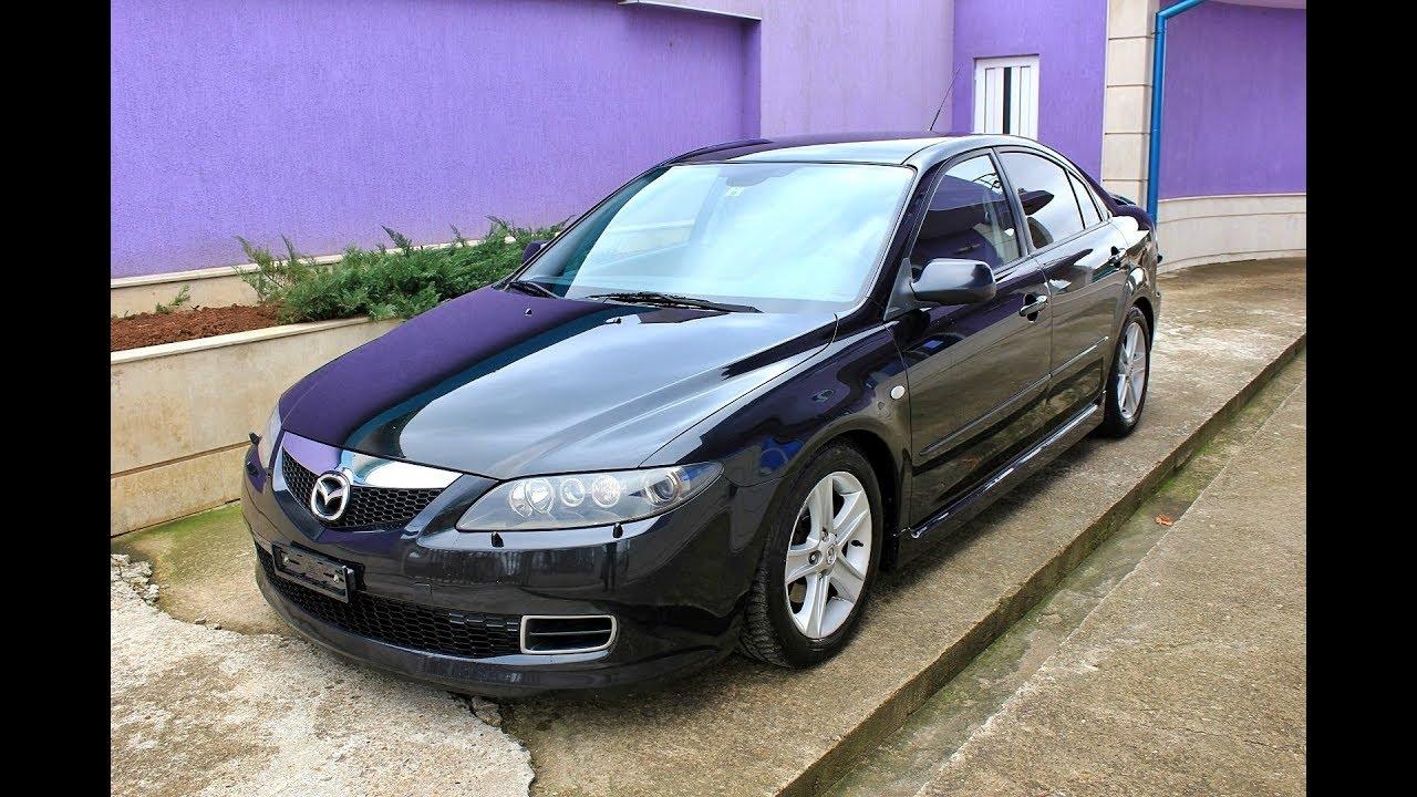 mazda 6 2.0d 143hp 2007 facelift hatchback - youtube