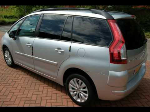 citroen c4 grand picasso explained by paul b youtube. Black Bedroom Furniture Sets. Home Design Ideas