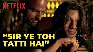 Vijay Raaz Funny Scene   Ye Toh Tatti Hai   Delhi Belly   Netflix India
