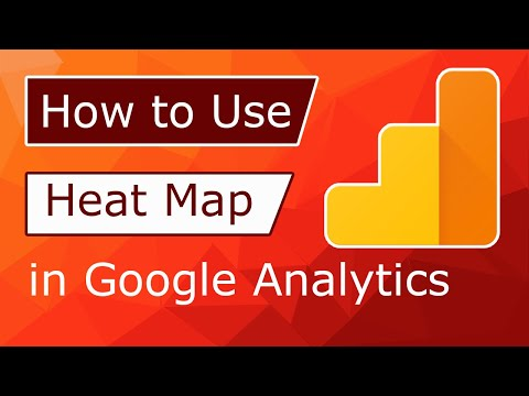 How To Use Google Analytics Heat Map