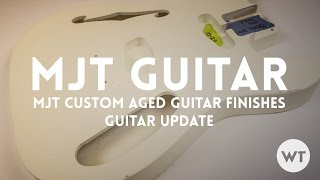 Video MJT Custom Aged Guitar Finishes (relic) - Check out MJT for your next guitar download MP3, 3GP, MP4, WEBM, AVI, FLV Juni 2018