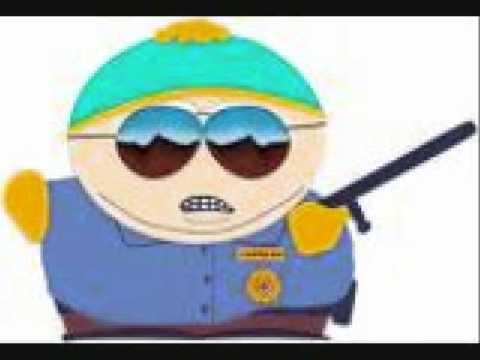 Authoritah Cartman