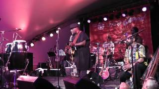 Konkoma - Live @ WOMAD Charlton Park 2013