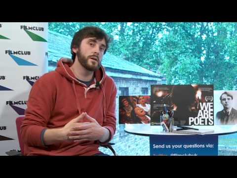 FILMCLUB Live: We Are Poets director Alex Ramseyer-Bache