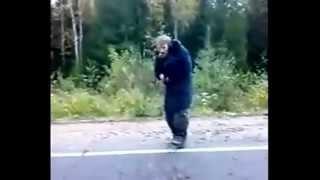 �������� ���� Varg Vikernes escape from jail (rare video) ������