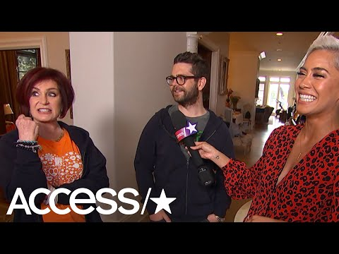 Sharon & Jack Osbourne Give An Update On Ozzy's Health: 'He's Complaining A lot & Back To His Normal Mp3