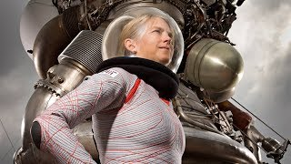 """Building the Future Spacesuit"" -Dava Newman (MIT)"