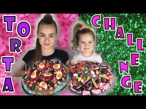 Torta Challenge! Pečemo kore!