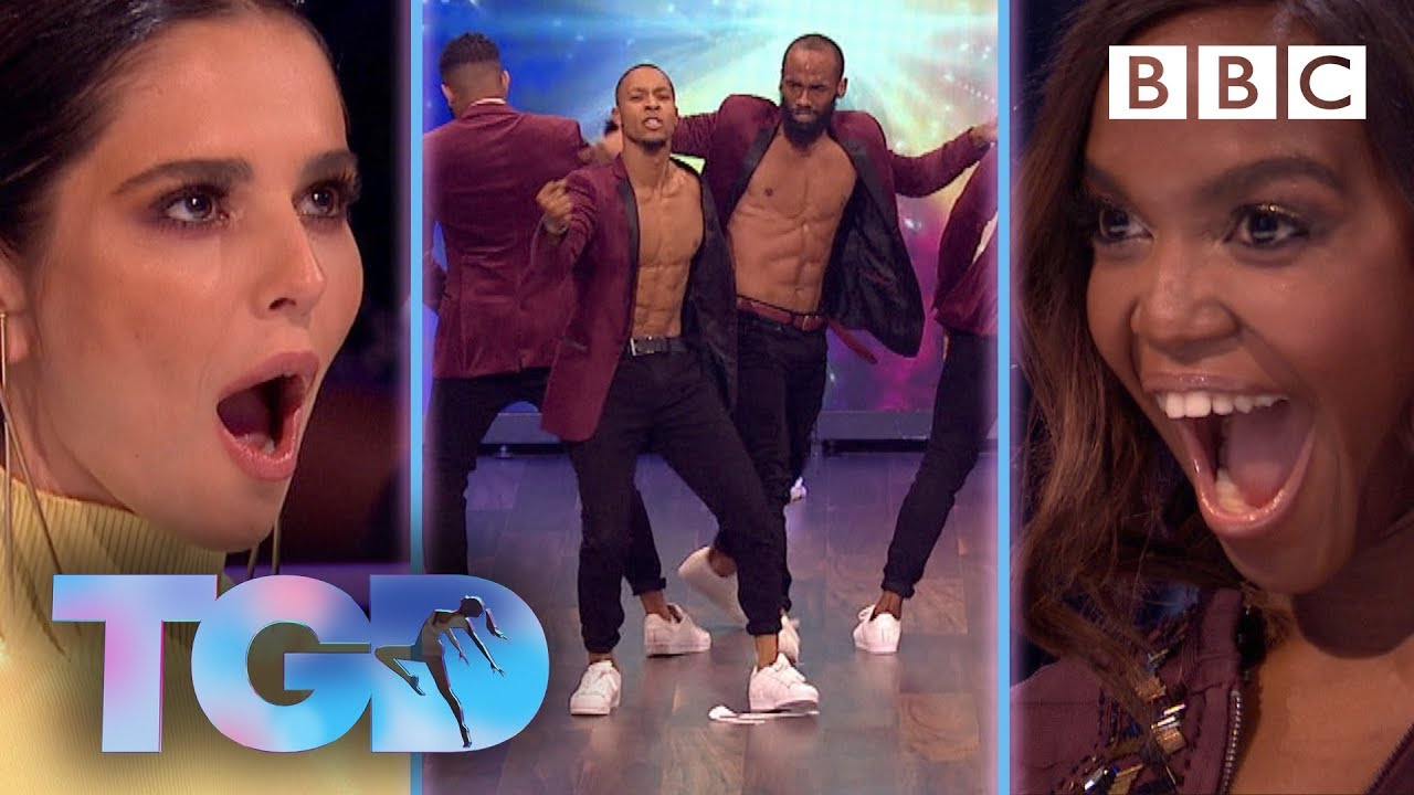 Download Frobacks' sizzling street dance opens the competition! - The Greatest Dancer | Auditions
