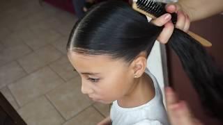 5 peinados facil y rápido para niñas