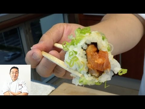 Spicy Ocean 3 - How To Make Sushi Series