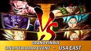 DBFZ World Tour: USA West (Online Radar Event) SuperHotGarbage Vs Doza Grand Finals
