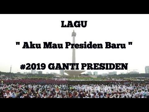 "#2019 Ganti Presiden - Franky Sahilatua "" Aku Mau Presiden Baru """