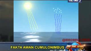 On The Spot - Fakta Awan Cumulonimbus