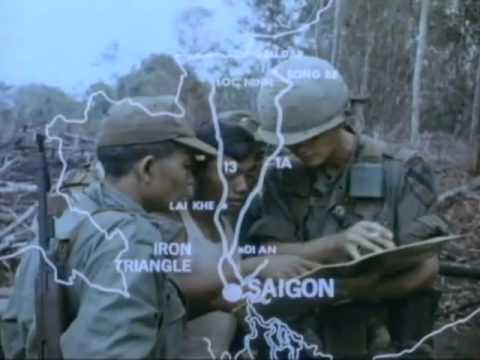 Battleground 1st Infantry in Vietnam