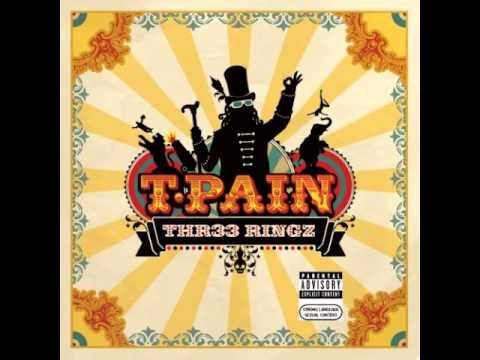 T-Pain - Bad Side [HQ]