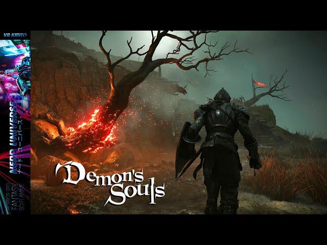 Demons Souls #3 Boss Phalanx - Boss Turmritter - Rache an Rotauge   Gameplay ☬ PS5 [Deutsch]