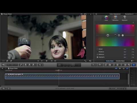 Final Cut Pro X Tutorial - Color Correction - Advanced