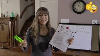 (Vidéo 9)  Les chroniques de Mme Coup de Pouce, orthopédagogue