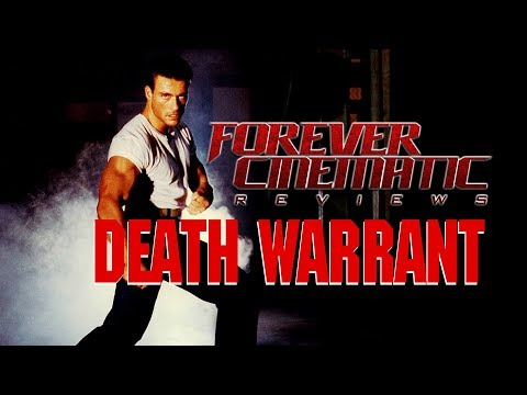 Death Warrant 1990  Forever Cinematic Movie