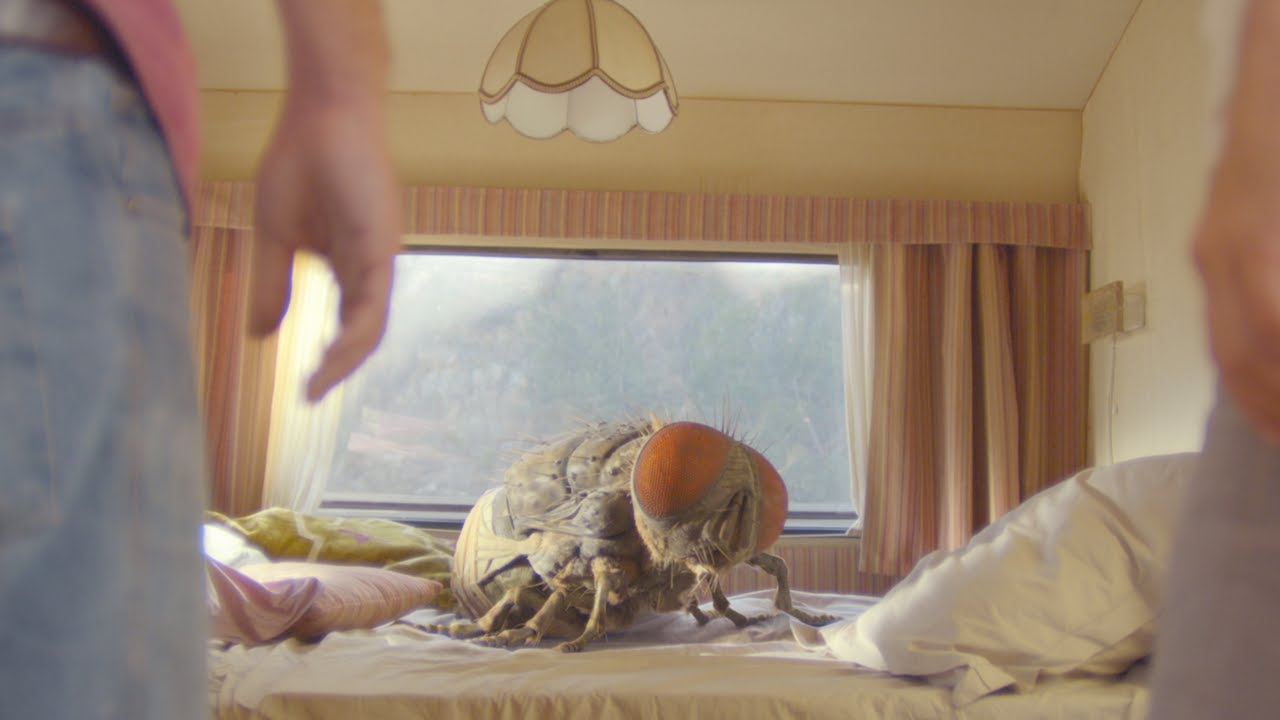 Movie of the Day: Mandibles (2021) by     Quentin Dupieux