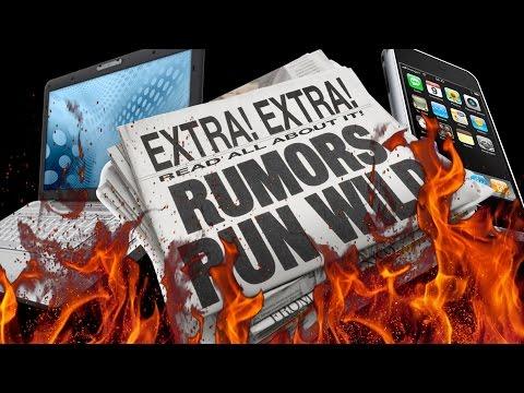 Why Don't Studios Address Rumors? - AMC Movie News