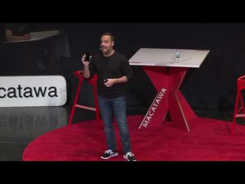 Resonance and Talent | Mike Harris | TEDxMacatawa