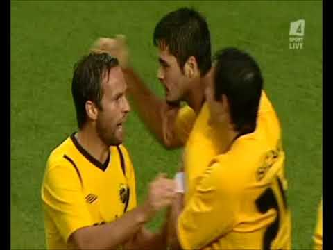 Europa League. IF Elfsborg - FK Teteks 2010