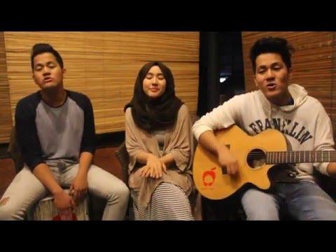 Hivi - Siapkah Kau Tuk Jatuh Cinta Lagi (cover By Apple Tree)