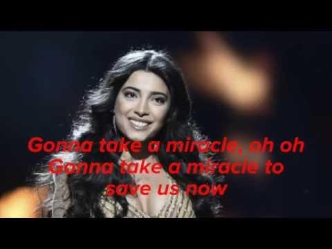 Samra-Miracle (Azerbaijan Eurovision 2016)-with lyrics