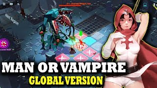 [Android/IOS] Man or Vampire - Global Version Gameplay