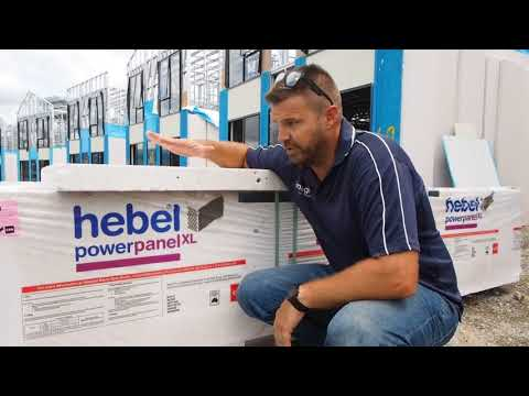 Imagine Kit Homes Hebel Power Panel