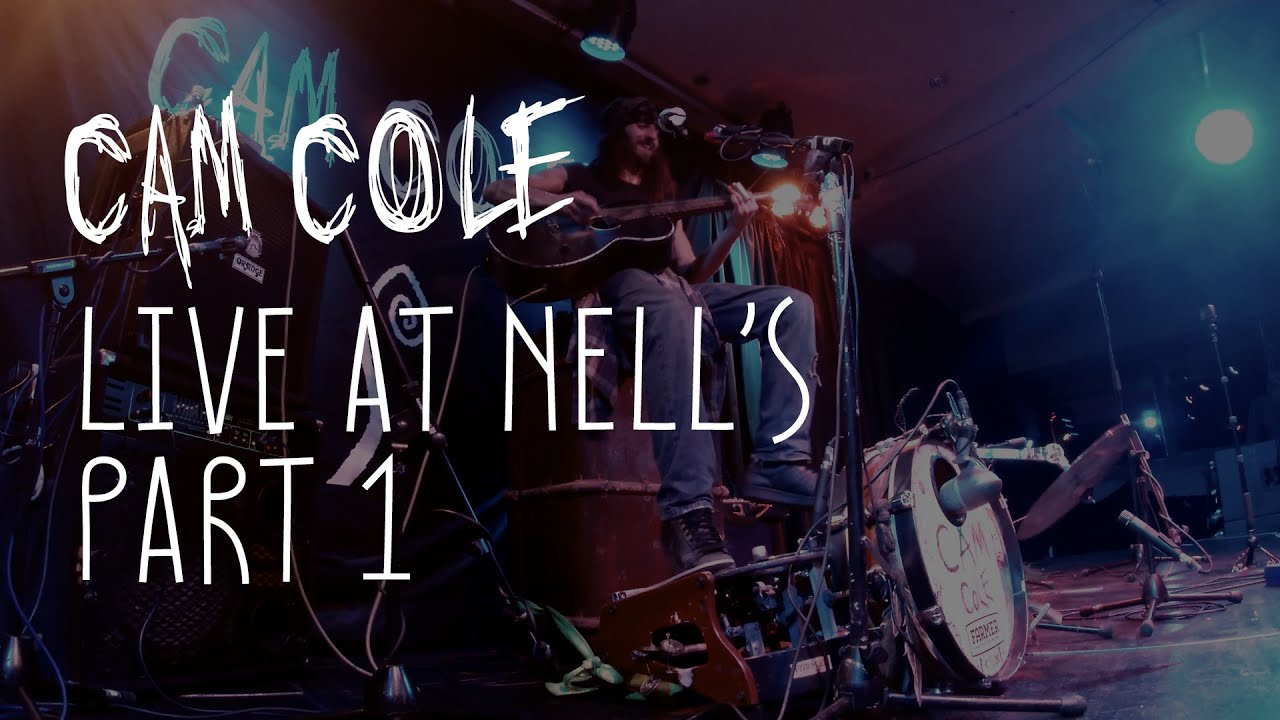 Download Cam Cole - New Age Blues and You Know (Live at Nell's London)