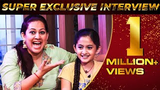 """Enaku 3 Maamiyaar"" Fun Interview with VJ Archana & Her Daughter Zaara 