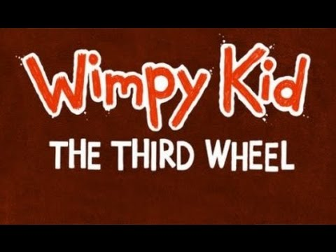 Diary of a Wimpy Kid: The Third Wheel PARODY