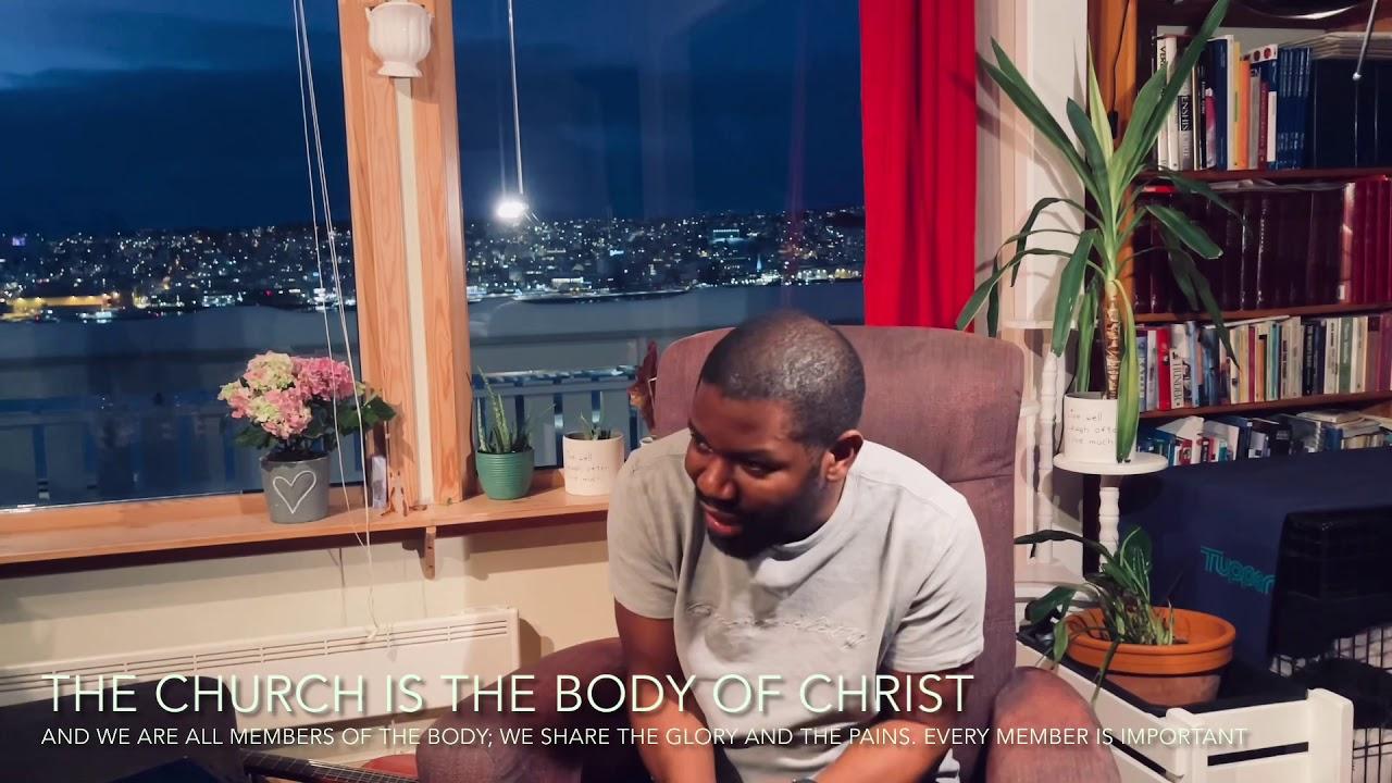 CHURCH THE BODY OF CHRIST