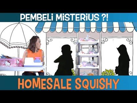 HOMESALE SQUISHY - PEMBELI MISTERIUS ?!