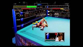 All Japan Pro Wrestling Featuring Virtua: Rise! Dolphin! (Montage 1: Matches 4-6)