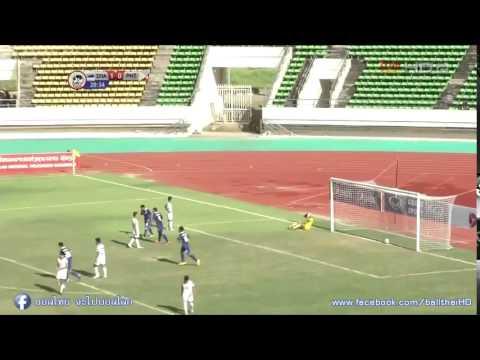 คลิปไฮไลท์ AFF U19 ทีมชาติไทย 4-1 ฟิลิปปินส์ Thailand 4-1 Philippine