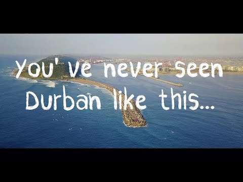 Good Morning Durban | Cinematic Drone flight | 4K