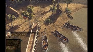 SUDDEN STRIKE 4 The Pacific War  - Battle of SINGAPORE  2019   - WW2 Strategy Game