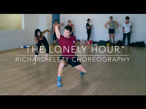 The Lonely Hour | Richard Elszy Choreography | Edge Performing Arts Center | Gunner James
