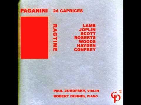 Paganini: 24 Caprices  - Caprice No. 17