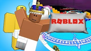 When you try your best... - Roblox Pillow Fight Simulator 2017