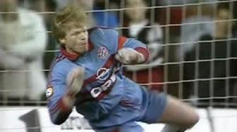 Kahn gegen Werder Bremen | DFB Pokal Finale 1999
